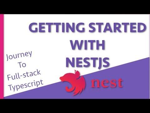 Ideas App - NestJS API 02 Database Connection by Kelvin Mai