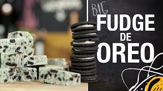 BIG FUDGE DE OREO - HIMYM | Miolos Fritos Culinária Nerd