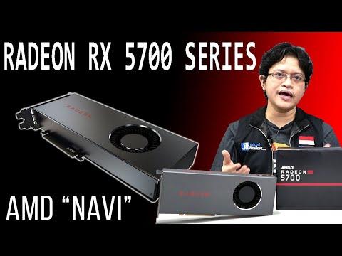"Review AMD ""Navi"": Radeon RX 5700 Series - Bahasa Indonesia"