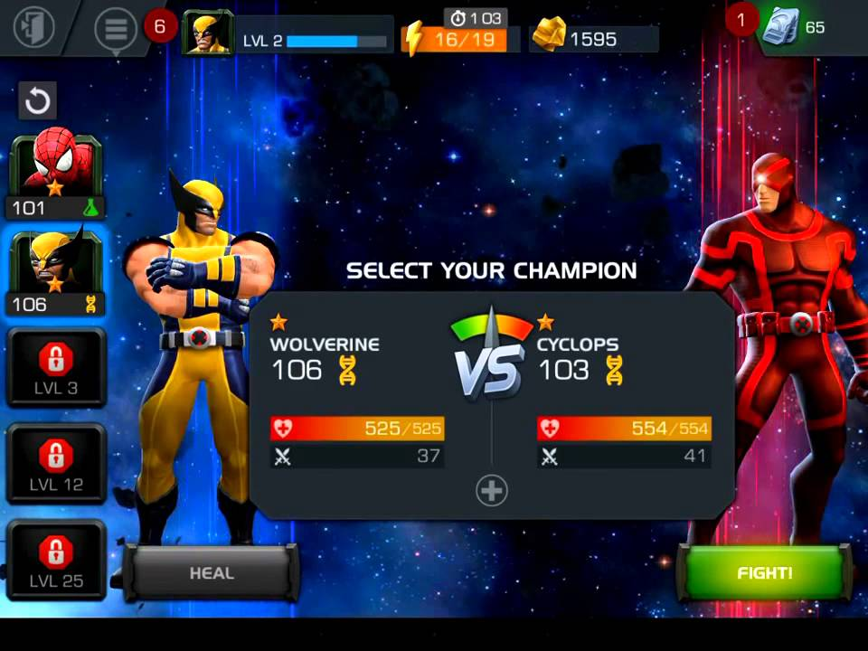 1c3be5a65a Marvel  Contest of champions.Top Android GAME. Play Store. Samsung Galaxy  S6. Part3.