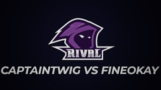 Gentleman Joust -- CaptainTwig vs Fineokay (Team Rival)