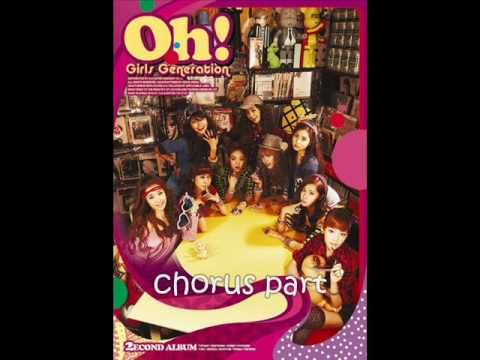 [ringtone + Download] SNSD - Oh!