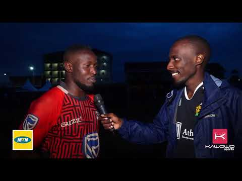 Gulu Sevens Reactions: Black Pirates captain Ivan Magomu   2021 Guinness Sevens Series