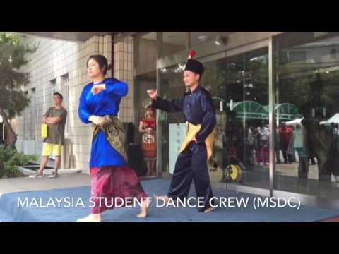 Malaysian Traditional Dance - Zapin in Seoul