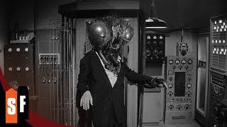 The Return of the Fly - Vincent Price (1/1) Horrifying Half-Man, Half-Fly Escapes HD
