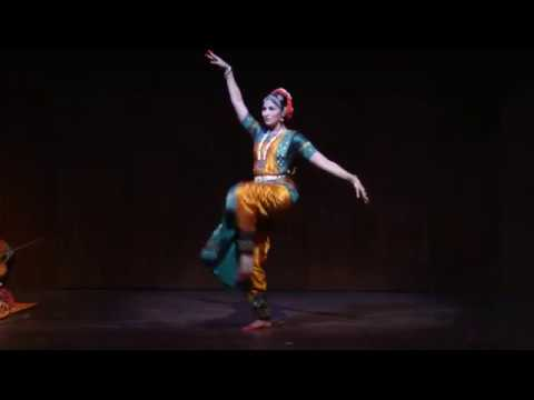 Prachi Saathi performs Bharata Natyam at the NCPA Umang series.
