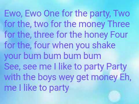Yemi Alade - Bum Bum (lyrics)