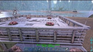 2x2 armored crop plot design. Yes is still works, stop asking -- Ark Survival Evolved