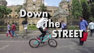 METEORIC | Annul pale - Down the STREET | BMX in INDIA