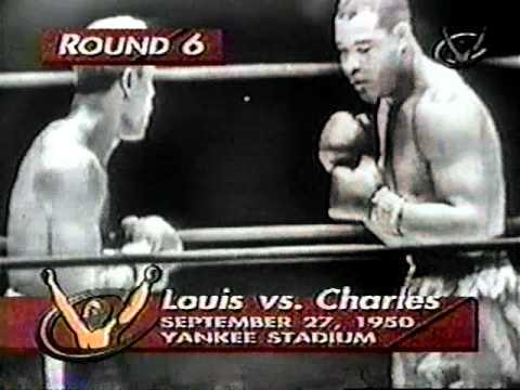 Joe Louis vs Ezzard Charles