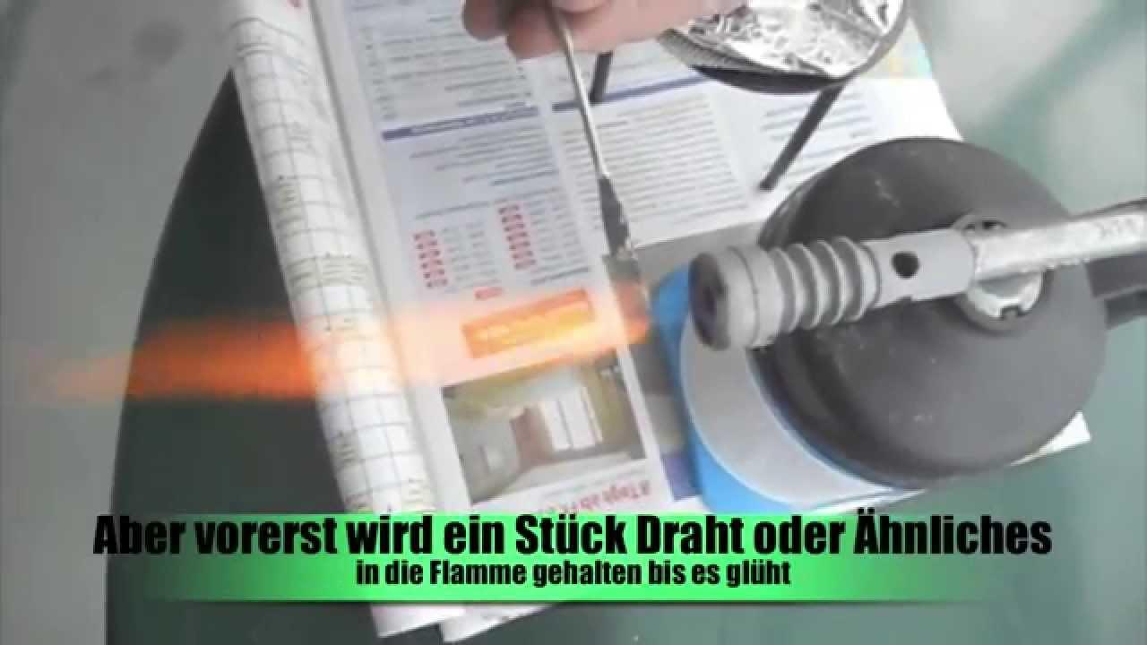 Anleitung Stinkbombe Selber Machen - YouTube