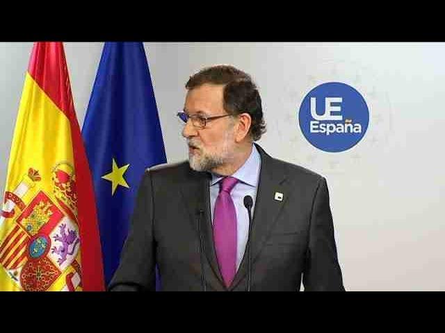 """Rajoy: """"No haré ninguna moción contra Iglesias porque no me conviene"""""""