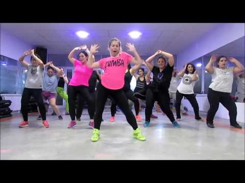 SHAPE OF YOU -  ZUMBA® COREOGRAFÍA
