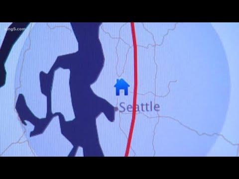 Washington feels first big quake in a decade
