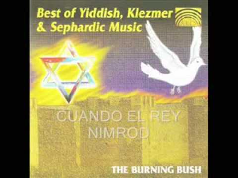 The Burning Bush: 3 Sephardic Songs