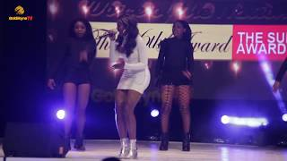 TIWA SAVAGE'S PERFORMANCE @ THE SUN PUBLIC SERVICE AWARDS 2019