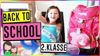 BACK TO SCHOOL HAUL 2018 📚 ✏️ Was braucht Ava für die 2.Klasse? Alles Ava