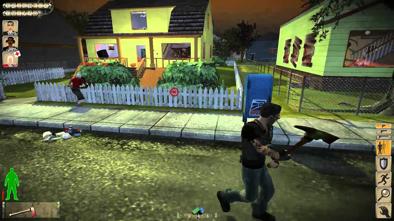 Fort Zombie Romero Mod V2