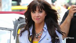 Carly Rae Jepsen Latest Hacker Victim, Naked Pictures Stolen