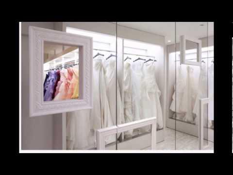 Thiết kế showroom áo cưới, nội thất shop áo cưới_noithatshop.vn