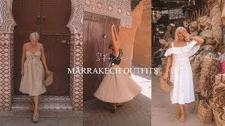 What I Wore In Marrakech