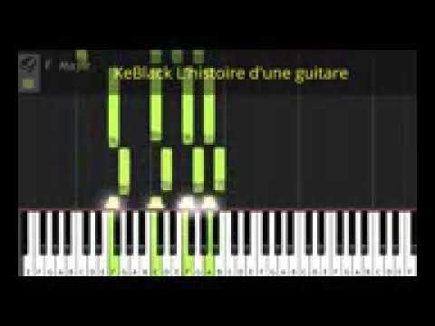 Keblack   L'histoire d'une guitare instru By ouno