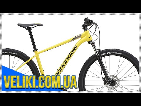 Обзор велосипеда Cannondale Trail 6 (2019)