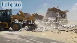 بالفيديو: استرداد ثلاثة آلاف فدان من أملاك الدولة بقطاع القنطرة شرق