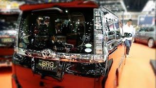 Voxy Z8 2018 Toyota Minivan   Interior and Exterior