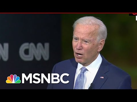Biden Takes His Campaign Into Trump Territory With A New Troll Of The President | Deadline | MSNBC