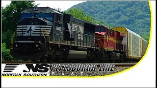 Norfolk Southern Pittsburgh Line East Trains II