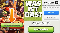 SUPERCELL ID Was ist das?! ☆ Clash of Clans
