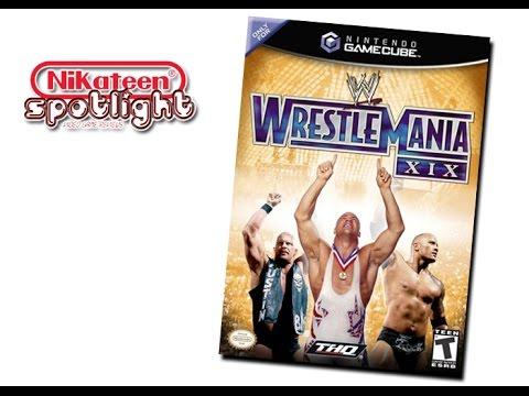 SVGR - WWE Wrestlemania XIX (Gamecube)