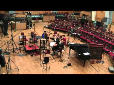 Manchester String Quartet (Official) Play Masterplan (OASIS)