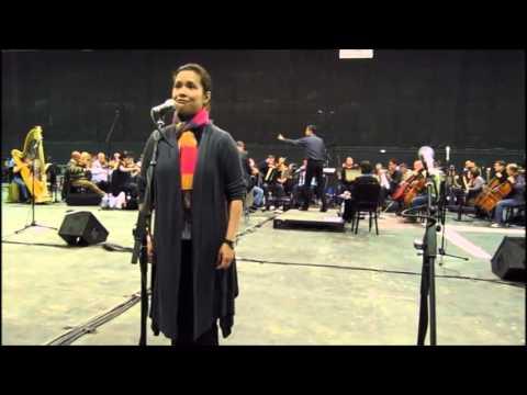 Lea Salonga I Dreamed a Dream (Les Mis Rehearsal)