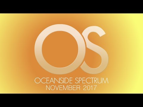 Oceanside Spectrum - November 2017 Edition