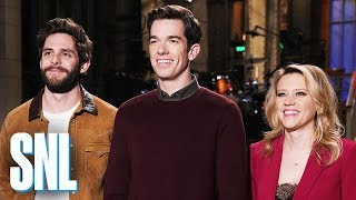 John Mulaney's SNL Monologue Will Change Everything