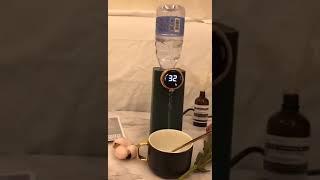 캠핑용 직열 온수기 분유포트 휴대용 자취생 1인가구 정…