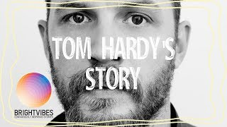 Tom Hardy: from the brink of death to Hollywood star