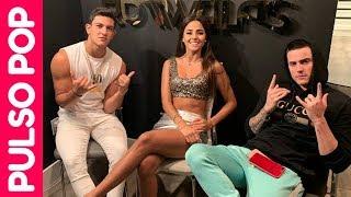 Conoce A Emilio Jaime, Luciana Fuster Y Nesty  ¡de Peru Y Cuba Pal Mundo 🌏!