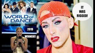 Gambar cover Dance Coach Reacts to THE KINGS WIN WORLD OF DANCE!