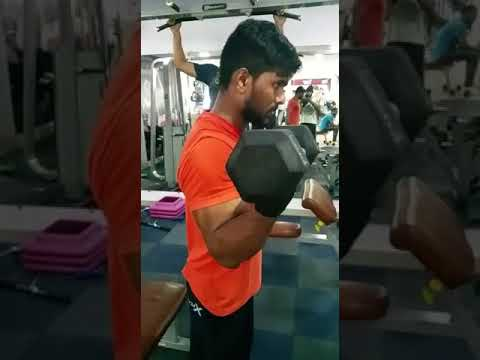 Fitness workout at SS Fitness Club Hasthina puram, Hyderabad