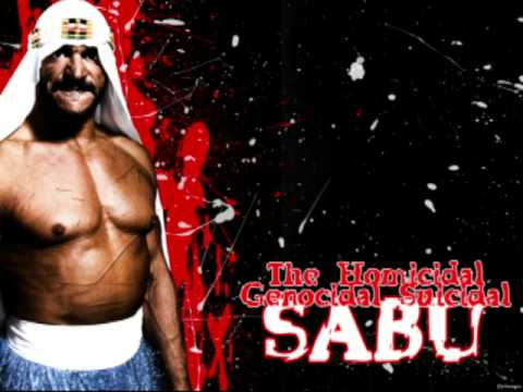 WWE-ECW Sabu theme song (Huka blues)