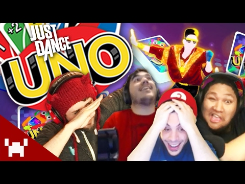 TIME TO DANCE! (UNO Just Dance DLC Multicam w/ Ze, Chilled, GaLm, & Smarty)