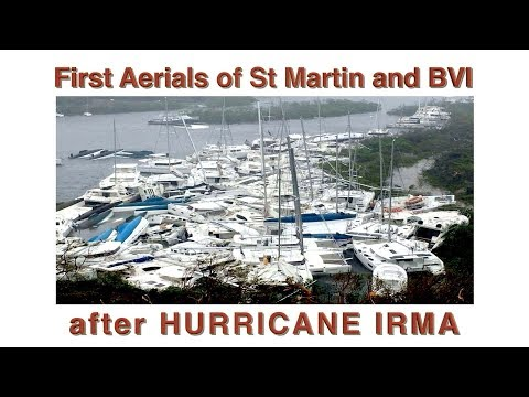SSL 205 ~ Devastation of HURRICANE IRMA in St Martin & British Virgin Islands
