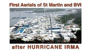 SSL 205 ~ Devastation of HURRICANE IRMA in St Martin & British Virgin Islands