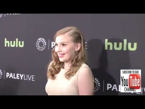 Bebe Wood at the PaleyLive LA   ABC's The Real O'Neals Screening And Conversation at Paley Center in