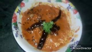 TOMATO CHUTNEY_Very easy and delicious_MEHAYA RECIPES