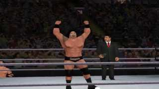 Game Play WWE