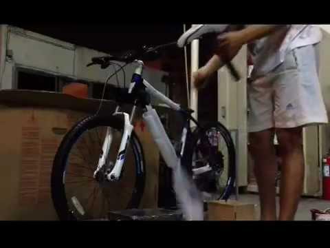 จักรยานTV แกะกล่องtrek 4700